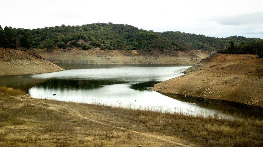 Portugal em estado de seca avançada. Foto: Manuela Pires/RR