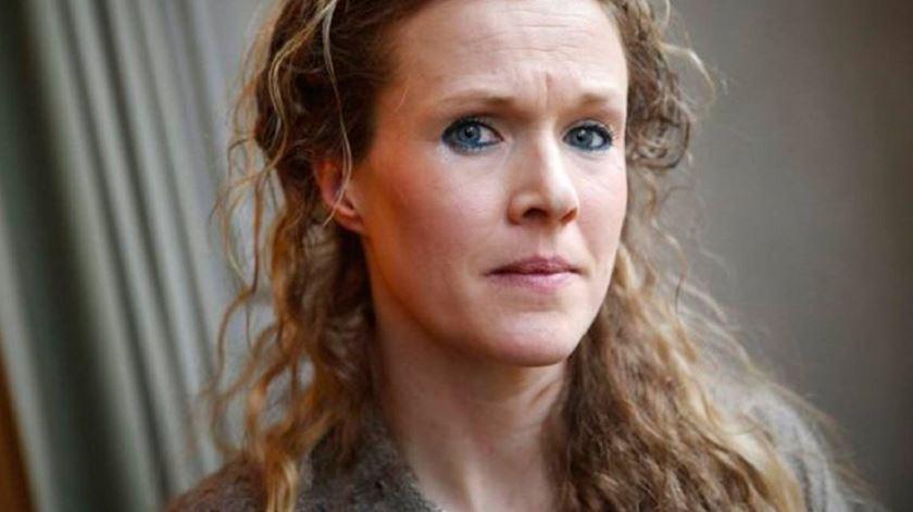 Ellinor Grimmark, parteira sueca impedida de trabalhar por ser contra o aborto. Foto: ADF