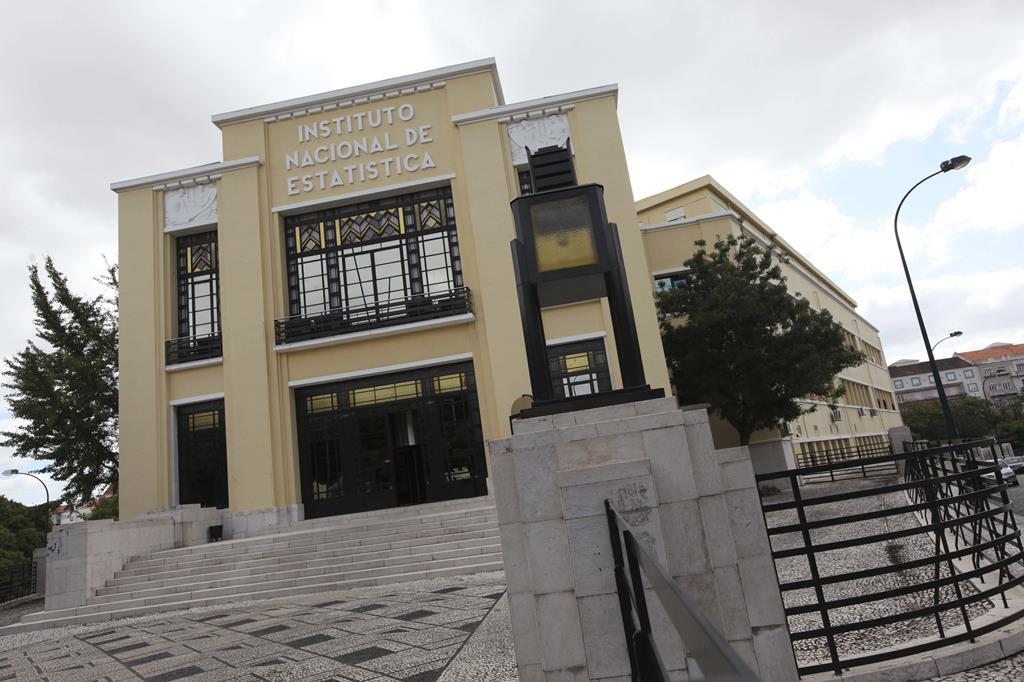 Instituto Nacional de Estatística (INE). Foto: Mário Cruz/Lusa
