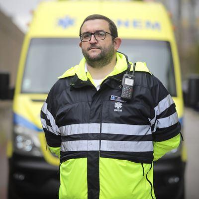 Álvaro chegou a passar oito horas na fila para a urgência