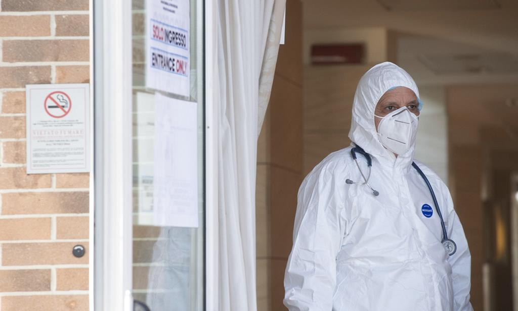 Pandemia Foto: Claudio Peri/EPA