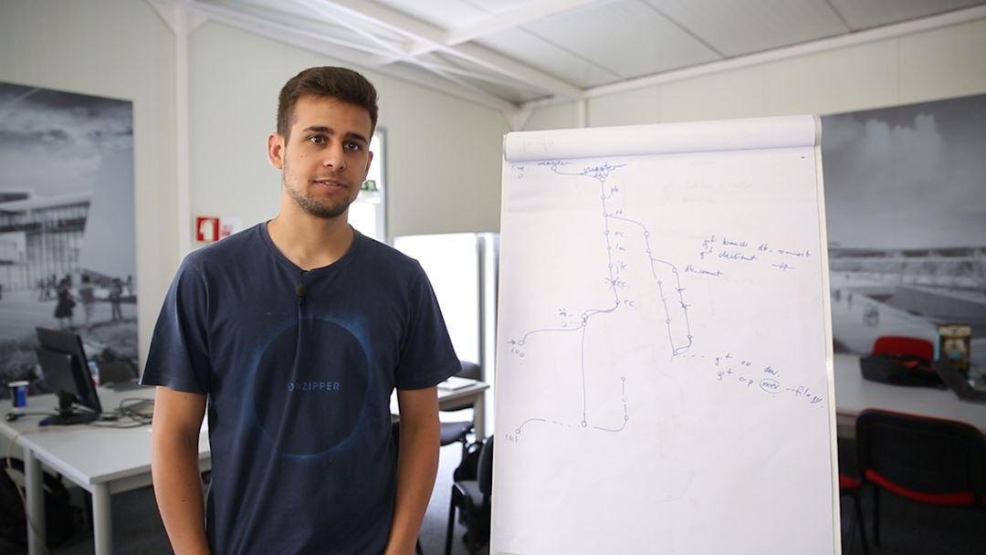 João Fonseca está a traçar um perfil dos turistas em Portugal, com a ajuda dos cientistas de dados a participar no Data Science for Social Good