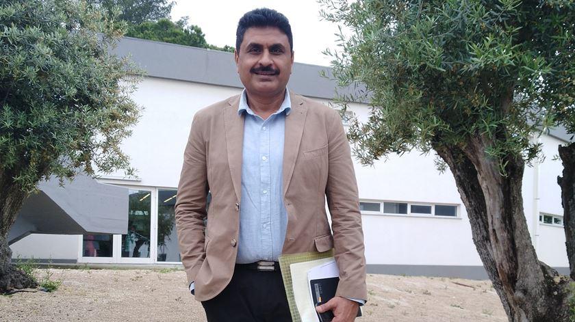 Joel Aamir Sahotra, político cristão do Punjab, Paquistão. Foto: RR