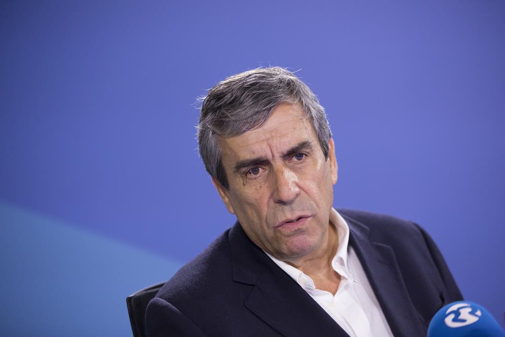Jorge Roque da Cunha, secretário-geral do Sindicato Independente dos Médicos. Foto: Miguel Manso/Público