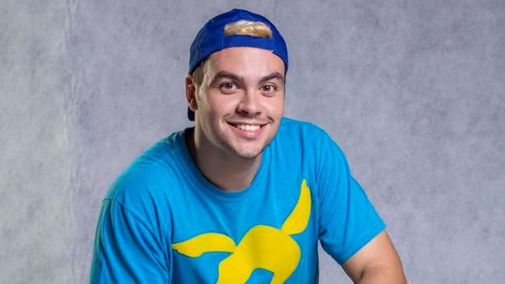 O brasileiro Luccas Neto é um dos youtubers mais populares em Portugal. Foto: DR