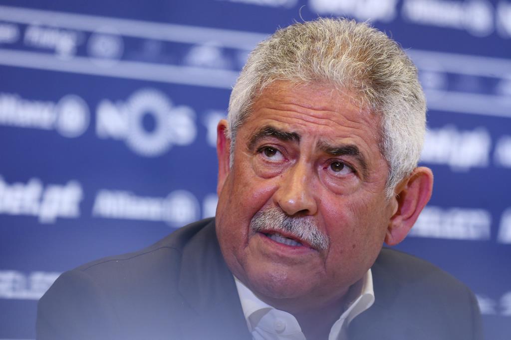 Presidente do Benfica terá lesado o Estado e o clube em milhões. Foto: José Coelho/Lusa