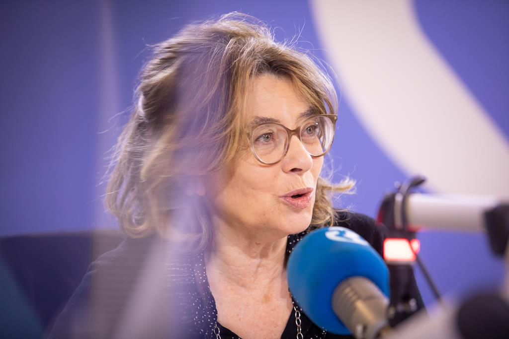 Luísa Schmidt, socióloga e investigadora principal do Instituto de Ciências Sociais da Universidade de Lisboa. Foto: Miguel Rato/RR