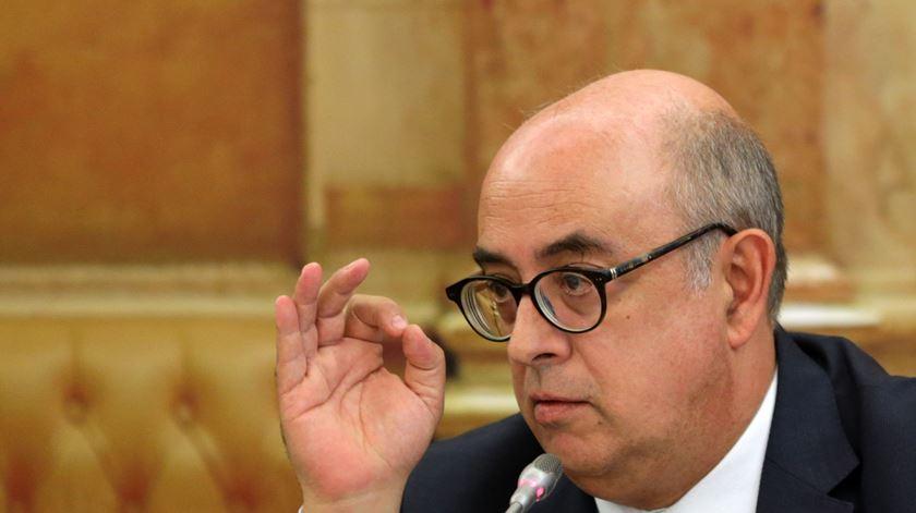 Ex-ministro da Defesa foi constituído arguido no caso do furto das armas de Tancos. Foto: Manuel de Almeida/Lusa