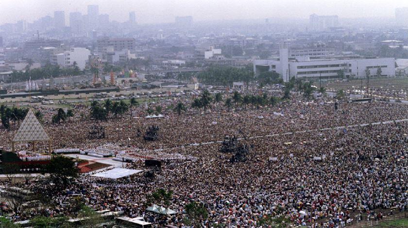 Manila, 1995. Foto: Reuters