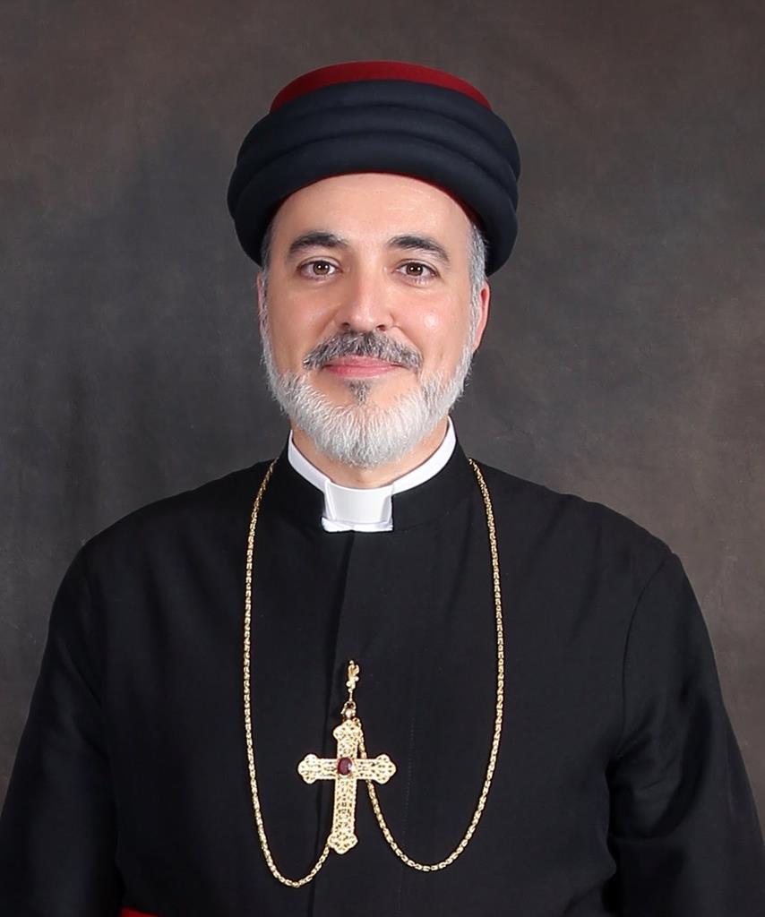 Mar Awa Royel, patriarca da Igreja Assíria do Oriente. Foto: DR