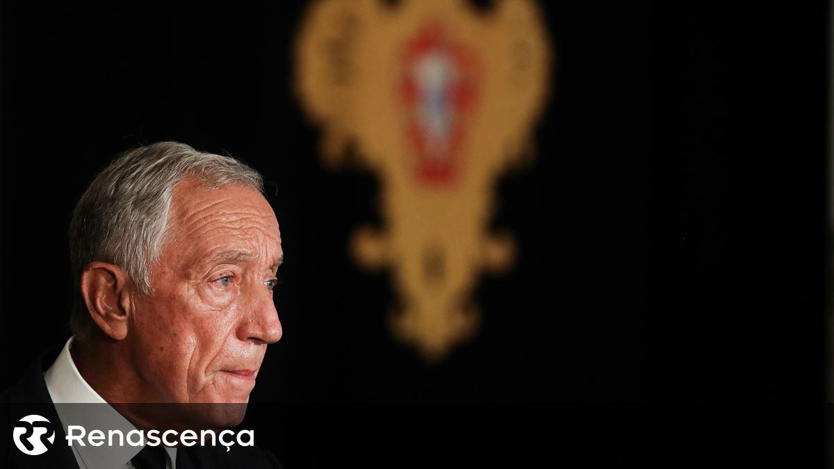 Marcelo Rebelo de Sousa vê indecisão no diálogo global e defende que UE tem de se afirmar