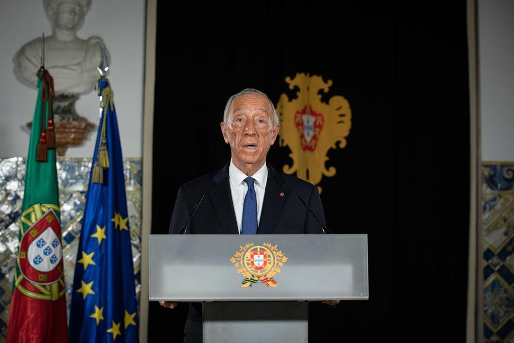 Foto: Miguel Figueiredo Lopes/Presidência da República