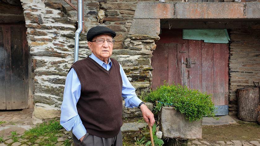Mariano Preto, guardião das tradições da aldeia. Foto: Olímpia Mairos/RR