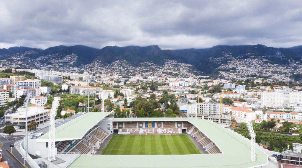 Marítimo, Estádio dos Barreiros Foto: Marítimo