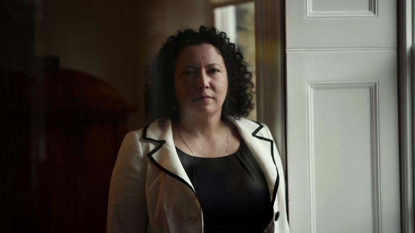 Maya Forster, despedida por dizer que não é possível mudar de sexo. Foto: Maya Forster Twitter