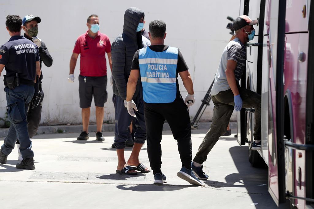 Vigilância foi reforçada nas águas algarvias. Foto: Luís Forra/Lusa (arquivo)