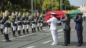 Jorge Sampaio. Homenagem nos Jerónimos antecede funeral para o Alto de S. João