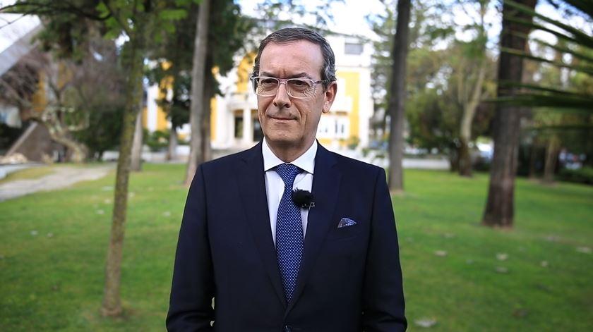 Miguel Guimarães, bastonário da Ordem dos Médicos. Foto: Inês Rocha/Renascença.