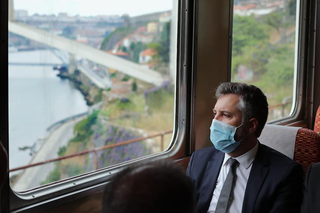 Ministro das Infraestruturas e da Habitação, Pedro Nuno Santos. Foto: Estela Silva/Lusa