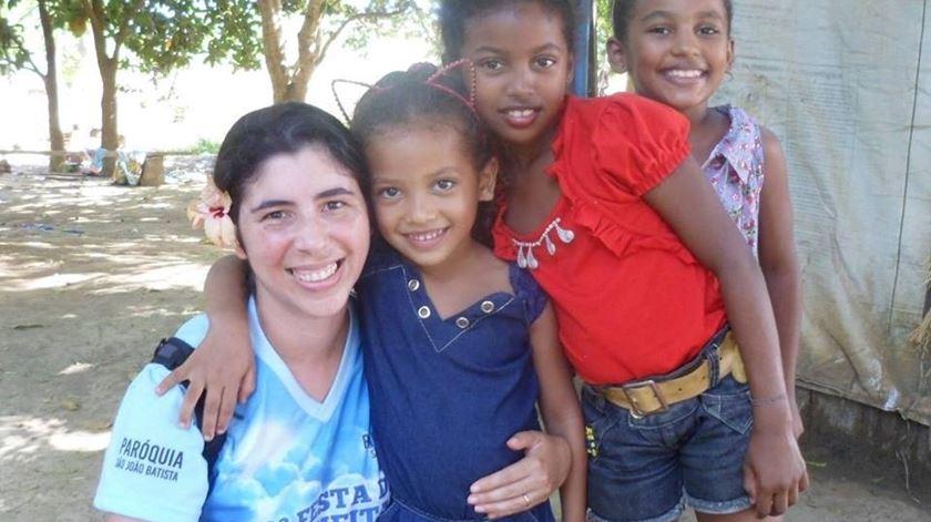 Liliana Ferreira em Piquiá, no Brasil. Foto: DR