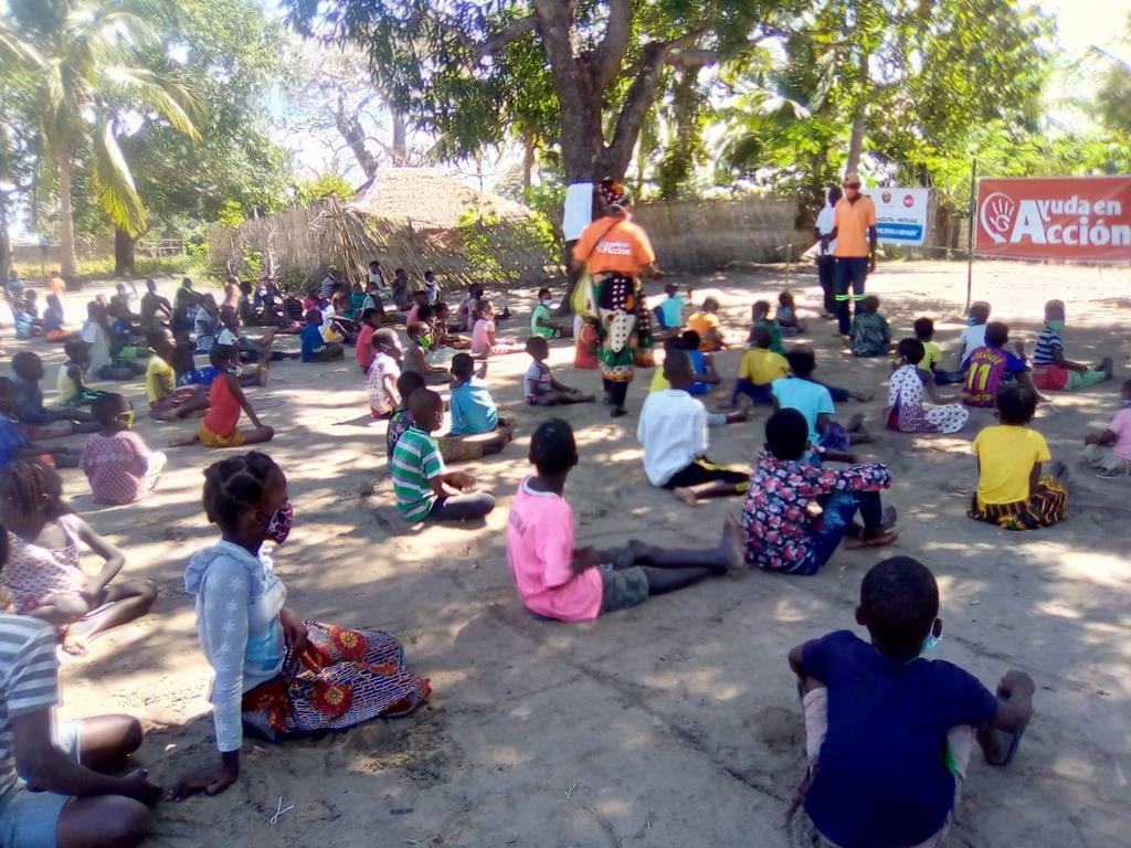 Foto: Ajuda em Ação