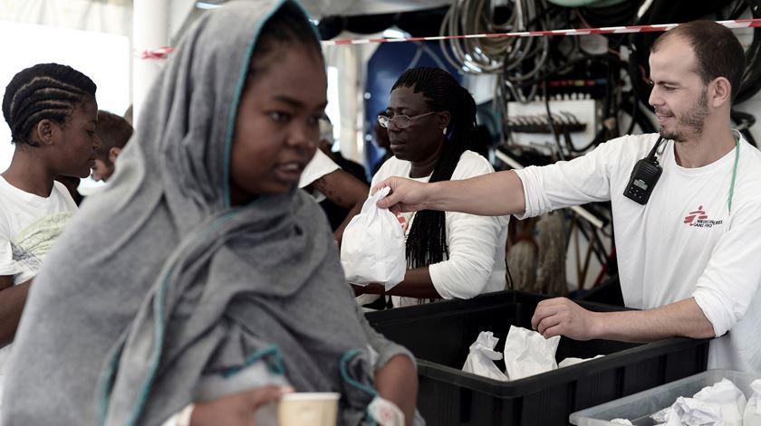 Foto: MSF/EPA