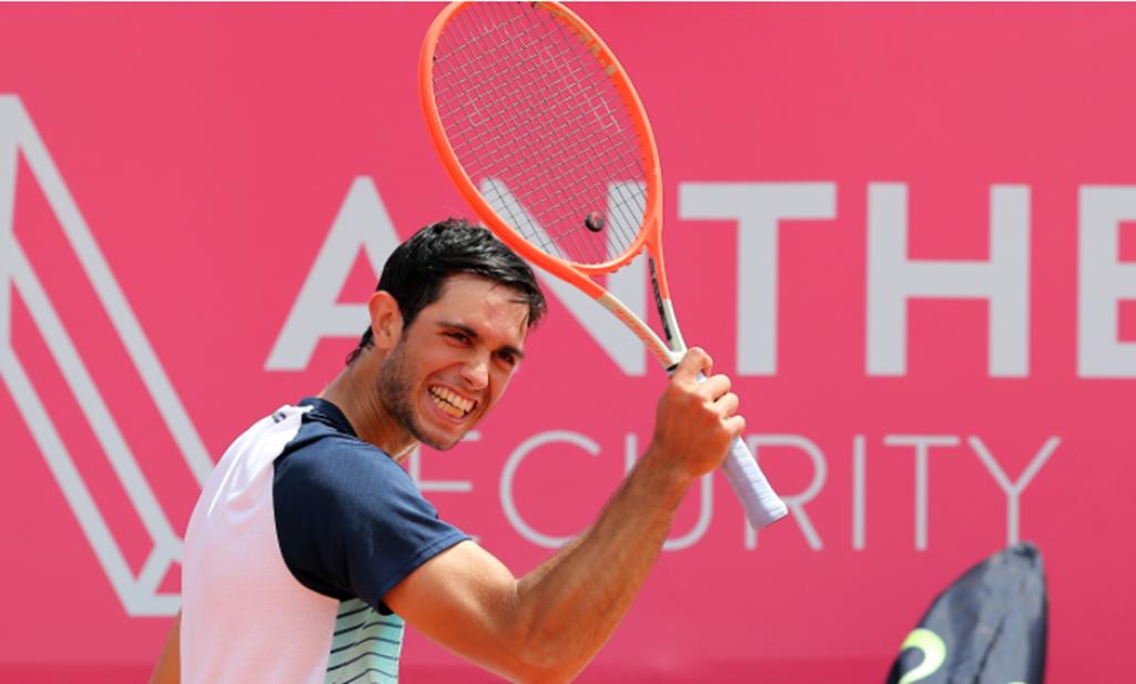 Nuno Borges estará pela primeira vez num quadro principal de um torneio ATP Foto: Estoril Open