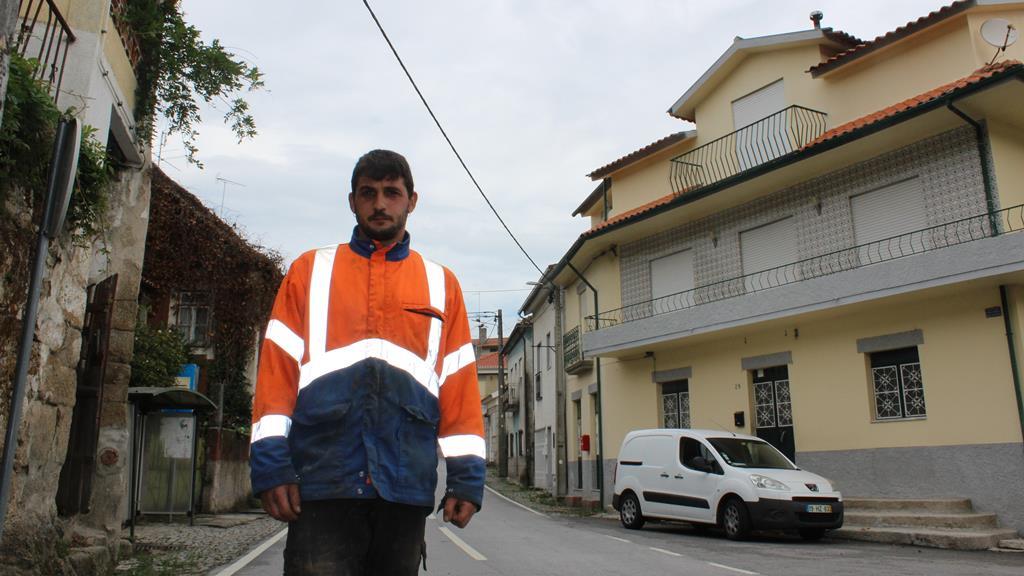 Nelson Monteiro está satisfeito com a reeleição do atual presidente. Foto: Liliana Carona/RR