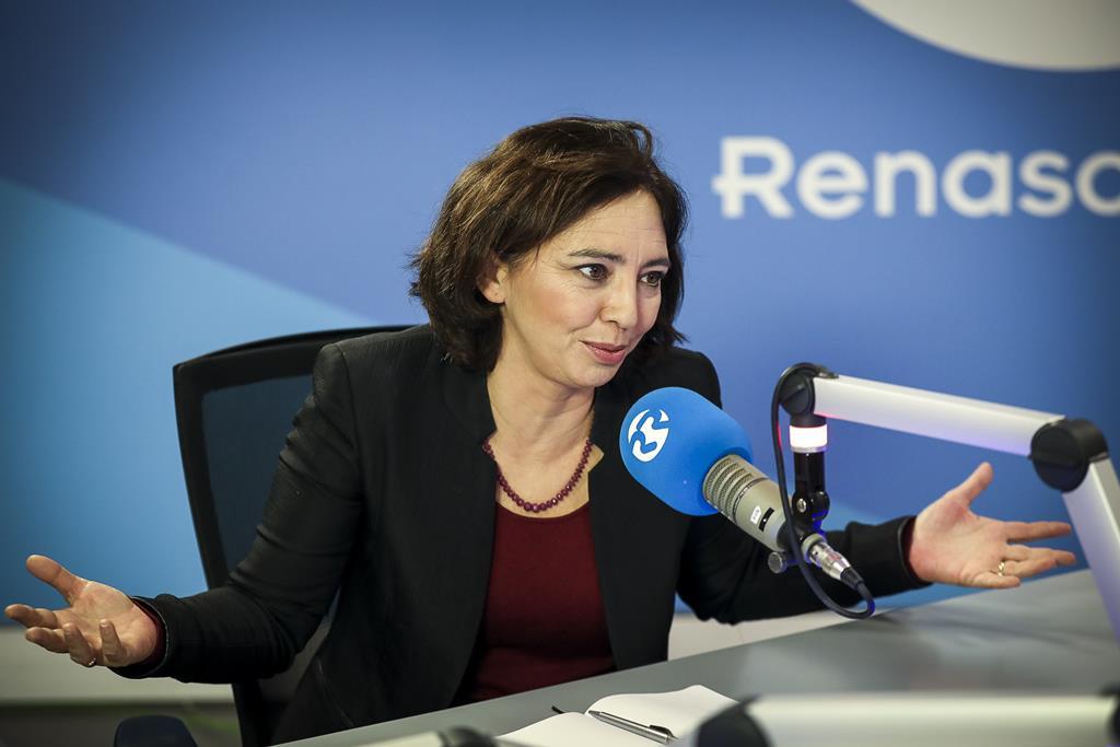 Inês Medeiros, Presidente da Câmara Municipal de Almada, FOTO: Nuno Ferreira Santos