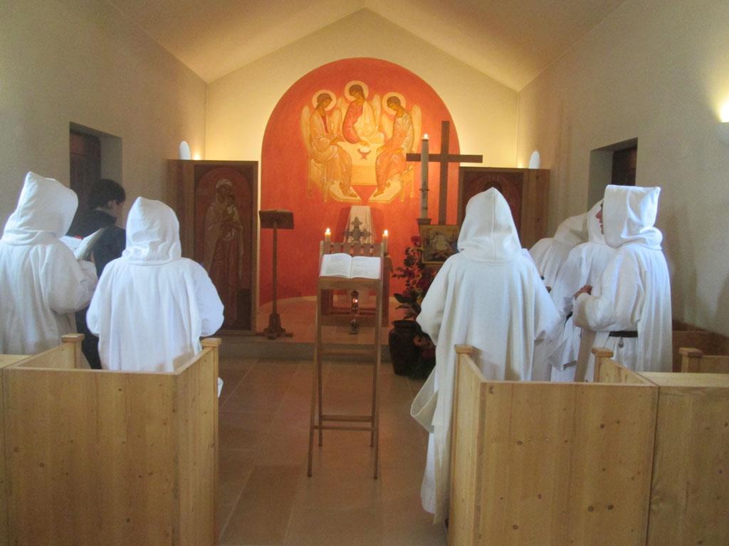 O mosteiro construido entre o Ribatejo e o Alentejo continua a crescer Foto: Amigos das Monjas de Belém