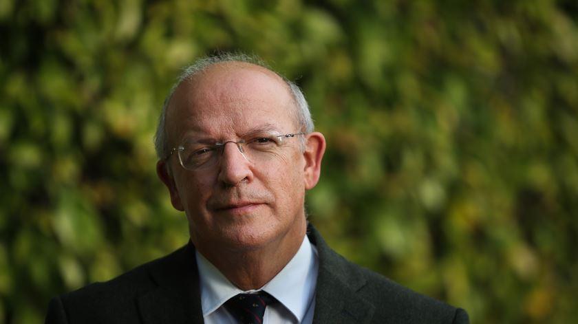 Ministro dos Negócios Estrangeiros, Augusto Santos Silva. Foto: Mário Cruz/Lusa