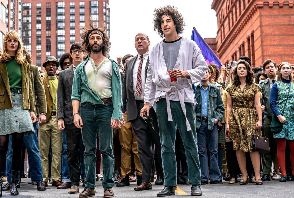 """""""Os Sete de Chicago"""" na corrida a melhor filme"""