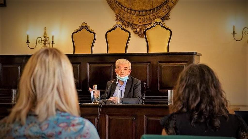 Padre Jardim Moreira, presidente da Rede Europeia Anti-Pobreza. Foto DR
