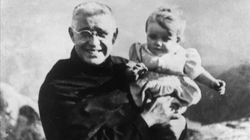 A sua causa de beatificação foi iniciada em 1986. Foto:DR