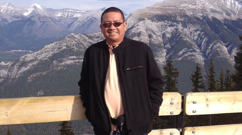 Padre Richmond Villaflor Nilo, assassinado nas Filipinas. Foto: Facebook