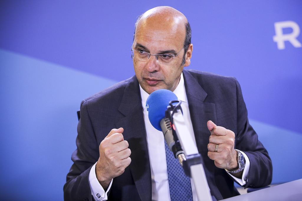 Pedro Siza Vieira, ministro de Estado, da Economia e da Transição Digital Foto: Nuno Ferreira Santos/Público