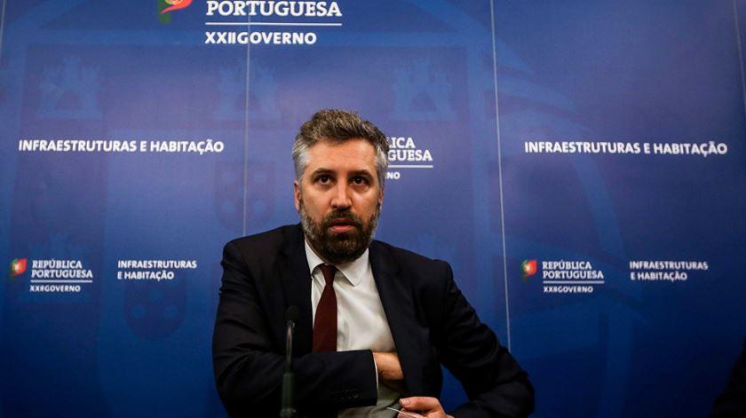Ministro das Infraestruturas apresentou Plano de Reestruturação da TAP. Foto: Nuno Fox/Lusa