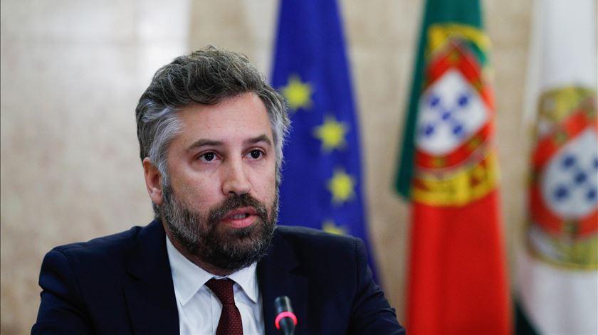Pedro Nuno Santos, ministro das Infraestruturas. Foto: António Cotrim/Lusa