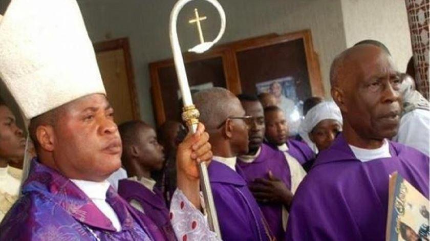 Peter Okpaleke, antigo bispo da diocese de Ahiara, na Nigéria. Foto: DR