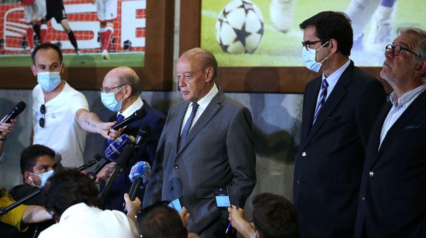 Pinto da Costa é presidente do FC Porto desde 1982 Foto: Estela Silva/Lusa