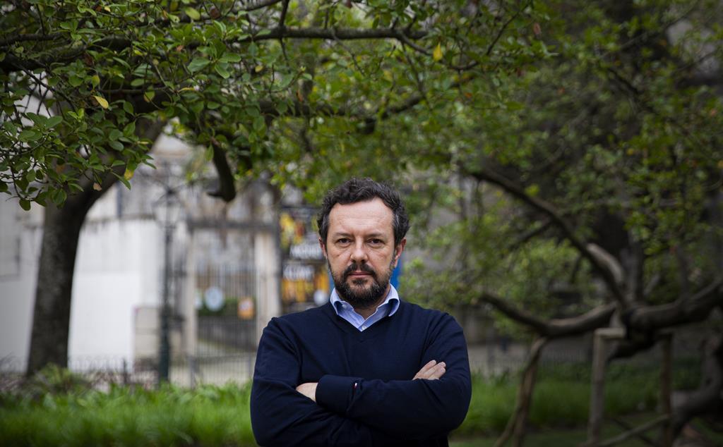 Pedro Magalhães prevê uma descida da popularidade do governo socialista Foto: Sofia Freitas Moreira/RR