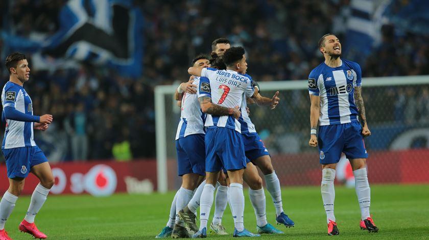 FC Porto derrotou Benfica na Luz e no Dragão. Foto: Paulo Aragão/RR