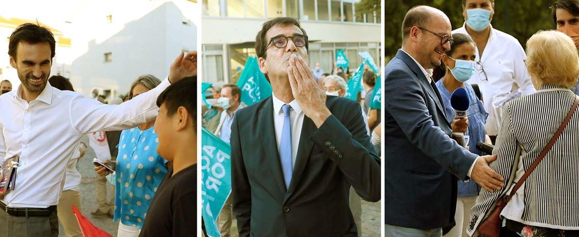 """Porto. Na """"sondagem das ruas"""", todos os candidatos ganham"""