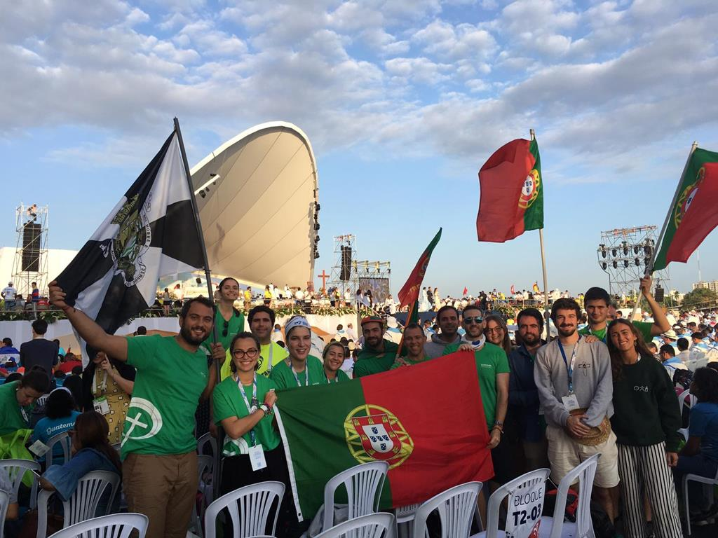 Jovens são grande aposta do documento final do sínodo de Lisboa. Foto: Ana Catarina André/RR