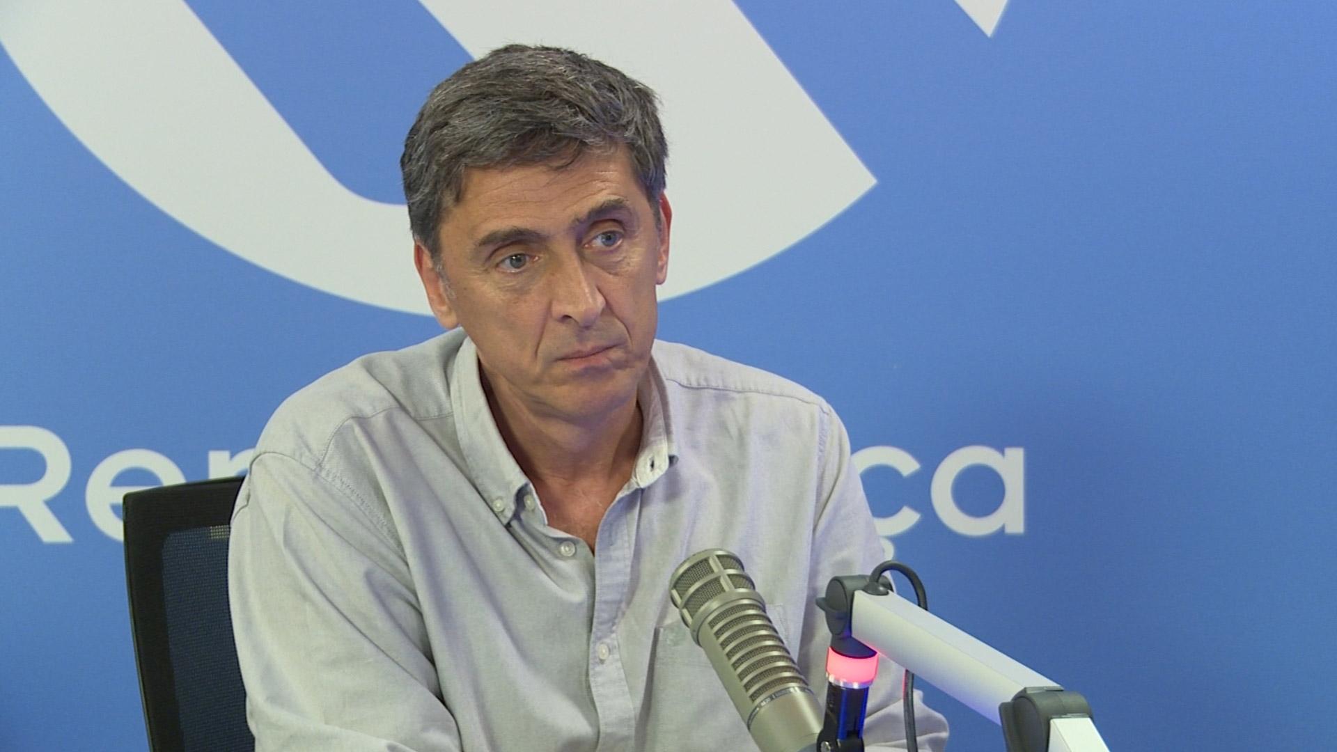 Pedro Hubert, do Instituto de Apoio ao Jogador, ficou indignado ao ver os vídeos Foto: Arquivo Renascença