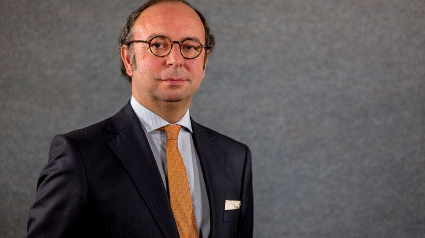 Raúl de Almeida, deputado municipal pelo movimento de Rui Moreira. Foto: Câmara Municipal do Porto