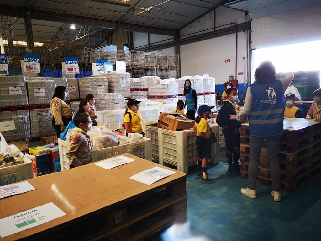 Foto: Facebook do Banco Alimentar do Porto