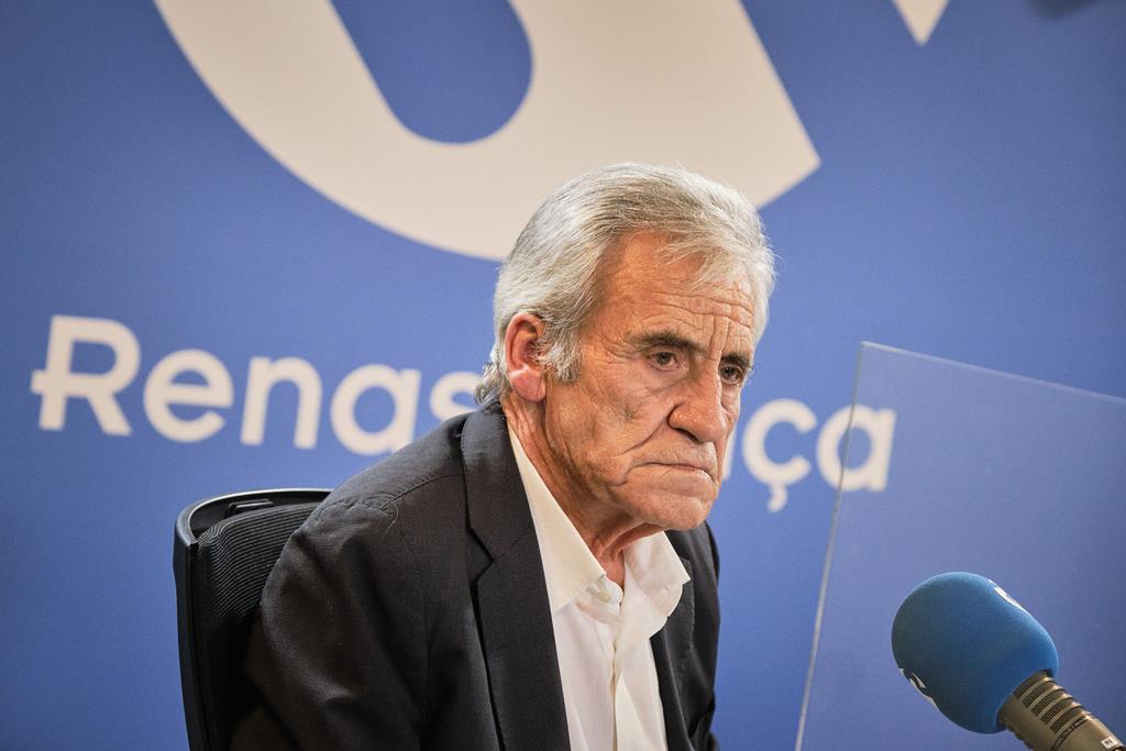 Jerónimo de Sousa, secretário-geral do PCP. Foto: Rui Gaudêncio/Público