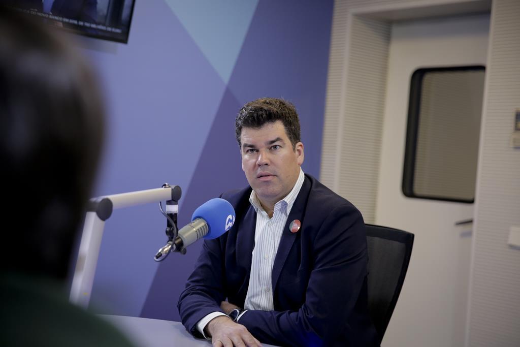 Ricardo Mexia, presidente da Associação Nacional dos Médicos de Saúde Pública Foto: Joana Gonçalves/ RR
