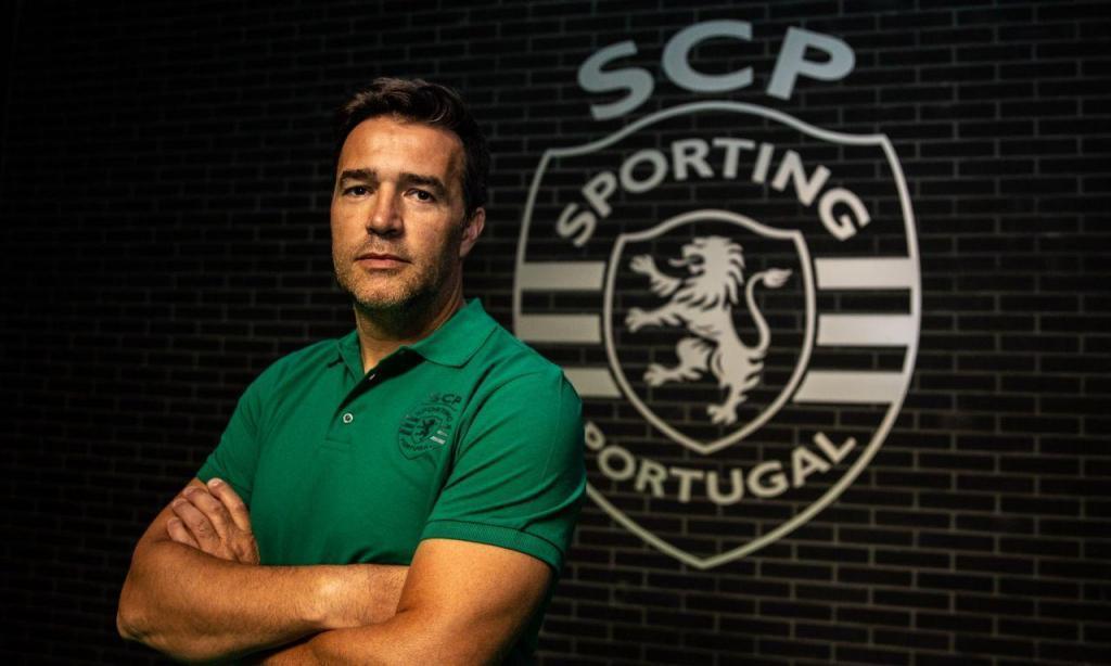 Ricardo Costa, Sporting, andebol. Foto: SCP